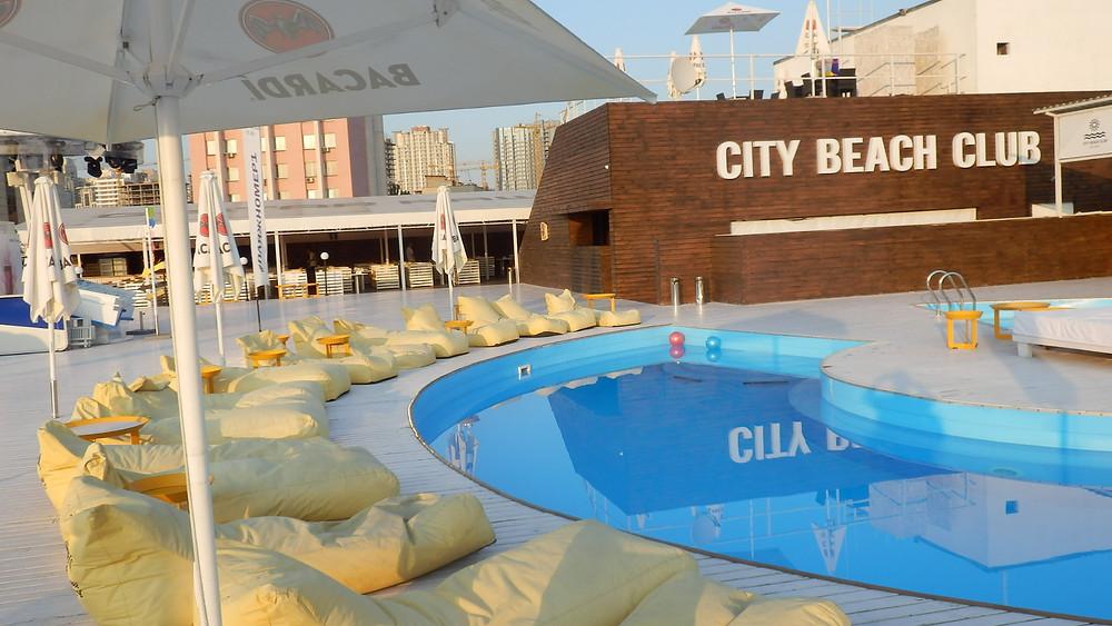 City Beach Club Kyiv Ukraine