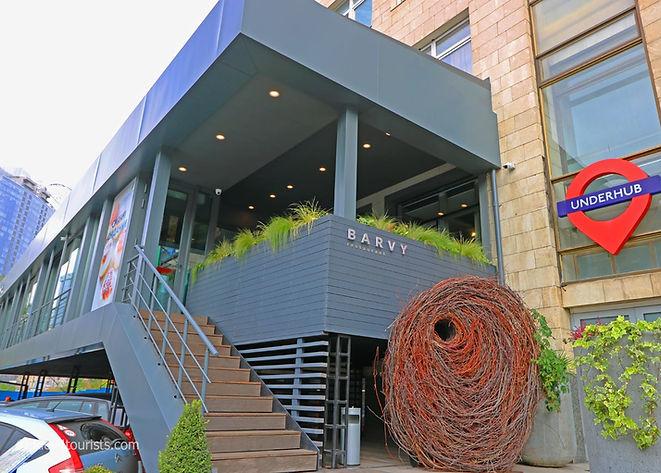 Barvy Restaurant & Bar