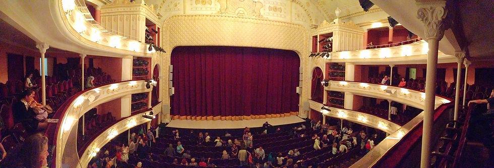 Lesia Ukrainka Russian drama theatre Kie