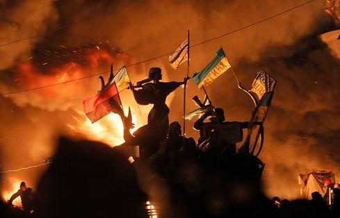 Euromaidan in Ukraine