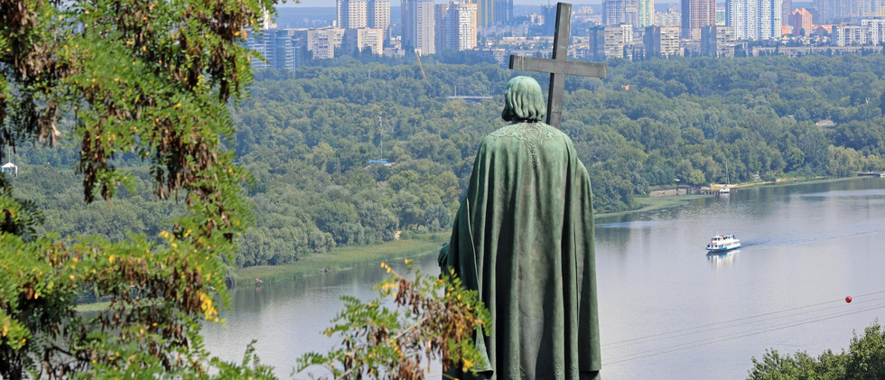 Prince Volodymyr monument