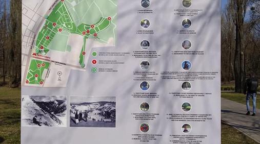 Babi Yar Map