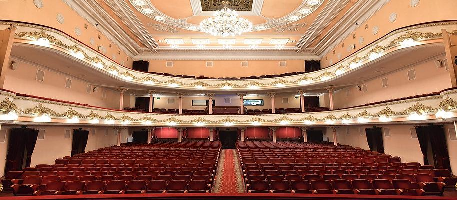 Kyiv_National_Academic Operetta Theatre
