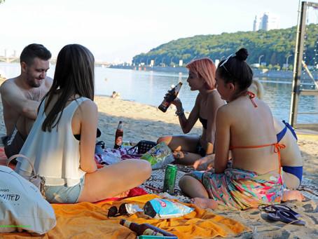 6 Best Beach Clubs in Kyiv 2021