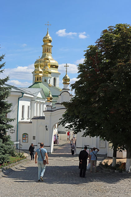 Pechersk Lavra