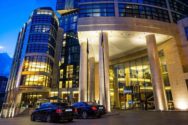 Hilton Hotel Kyiv