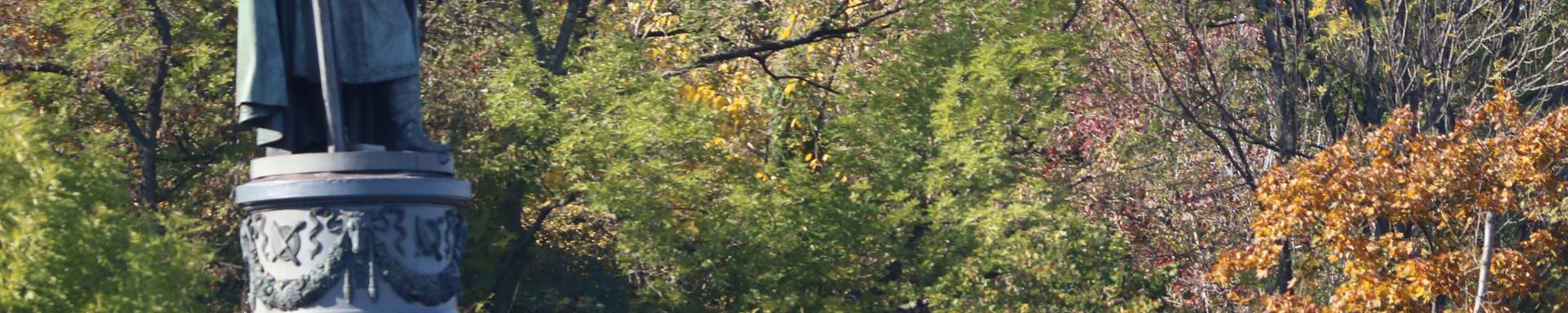 Князь Володомир восени