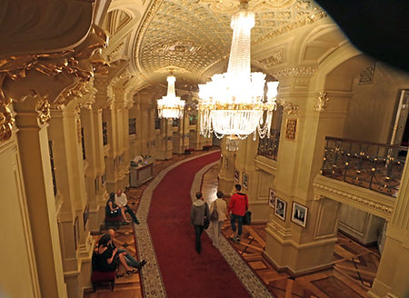 Taras Shevchenko Opera & Ballet Theatre