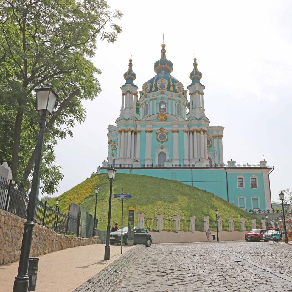 Церква св. Ендрюса