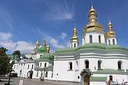Pechersk Lavra Kiev Ukraine
