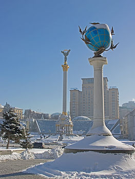 Independence Square Kiev