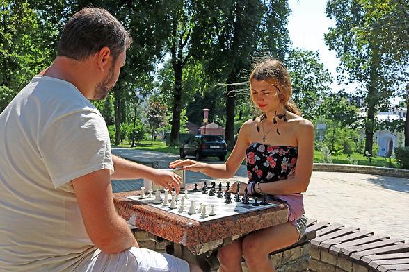 Taras Shevchenko Park Kiev