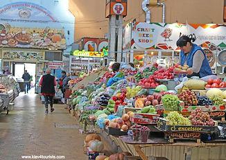 Bessarabsy Market