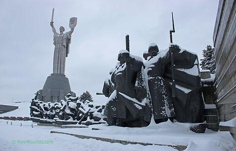 Motherland Monument Kiev