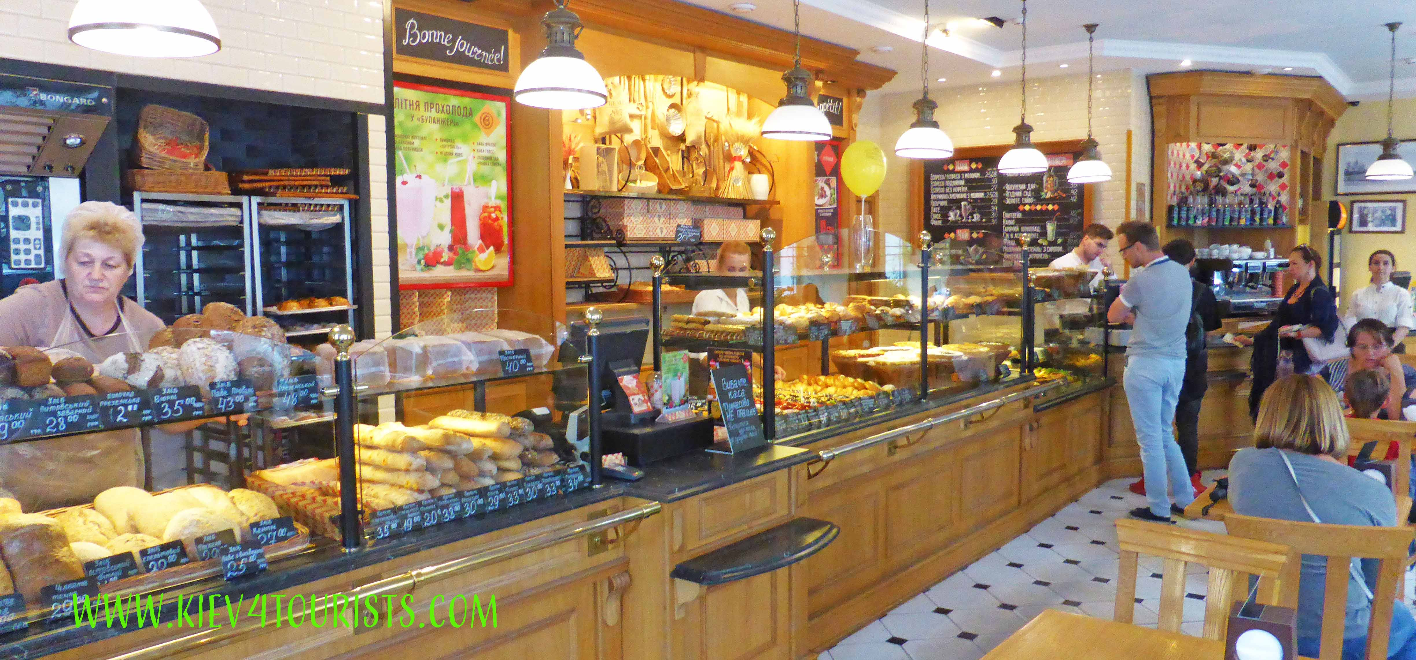 Breads & Pastries