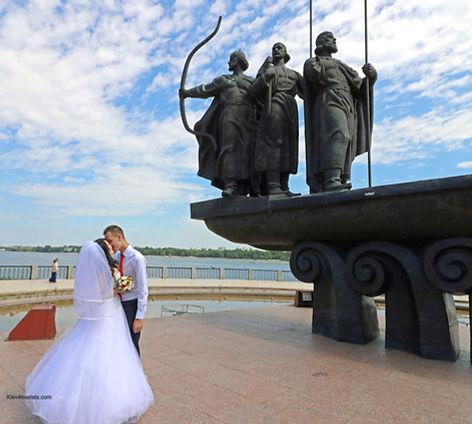 Kiev Founders Monument