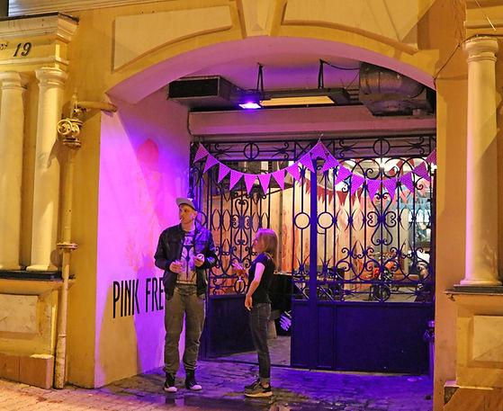 Pink Freud Kiev