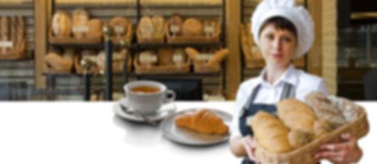 Artisan boulangerie in Kiev Ukraine