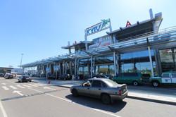 Zhuliany airport terminal
