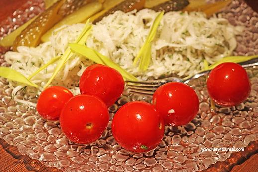 Ukrainian Pickles