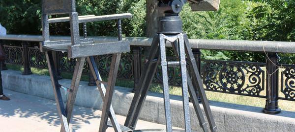Скульптура режисера