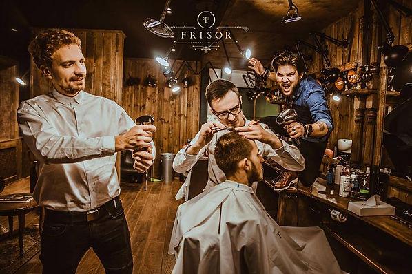 Frisor Barbershop Kiev