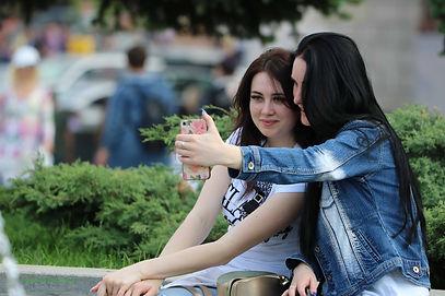Kiev girls Selfie