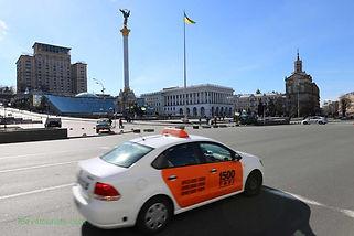 Taxi Kyiv Ukraine