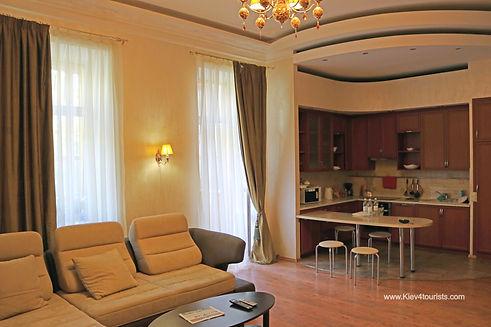 Apartments Kiev Ukraine
