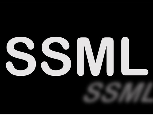 The State of Speech Synthesis Markup Language (SSML)