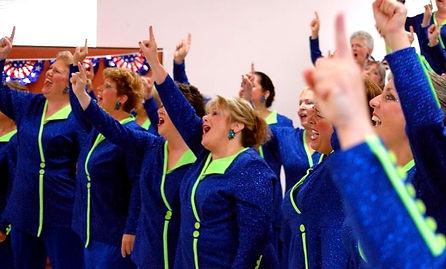 Greater Harrisburg Chorus entertainment