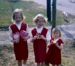 Mary, Lynnie, and Judy