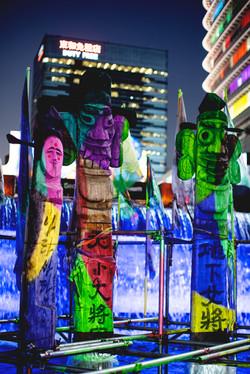 청계천 등불축제 in Seoul