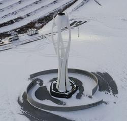 OLYMPIC TORCH 올림픽 성화대