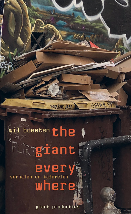 The giant everywhre