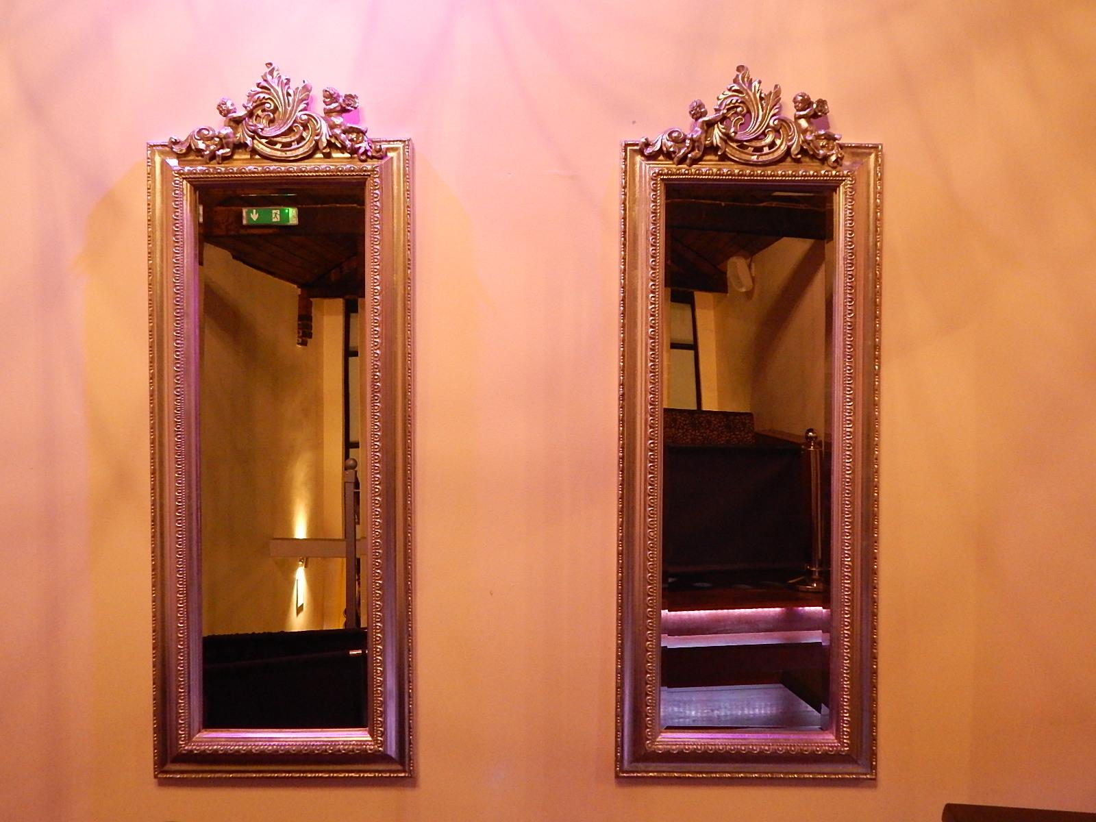 Mezzanine Mirrors