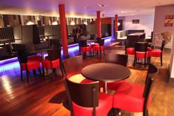 Dance floor tables