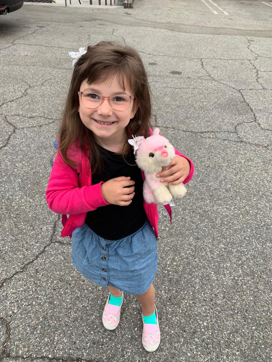 Taking My Inner Child to Preschool