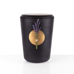 Kohleurne - Lavendel