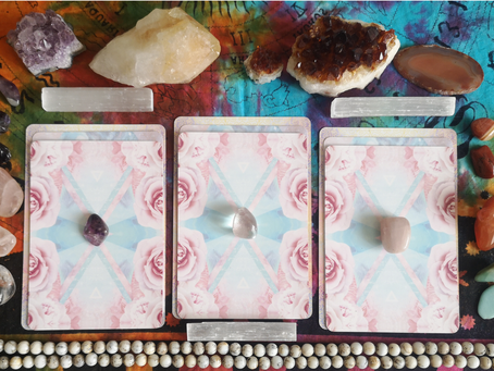 What will Your Soul be learning this Spring? - Oracle Card Reading