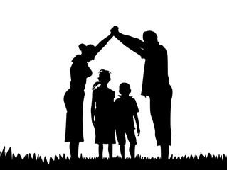 Família, bênção do Senhor
