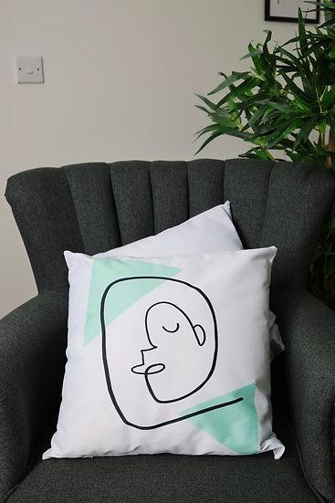 Solo Face Pillow Case