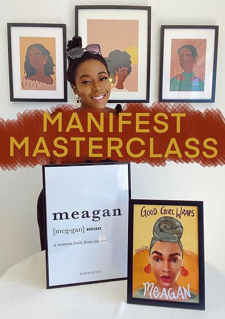 Manifest Masterclass