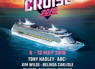 Back to the 80's Cruise