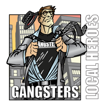 Local Heroes EP - The Gangsters