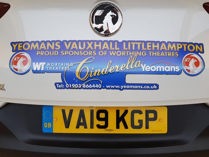 `Yeomans Vauxhall