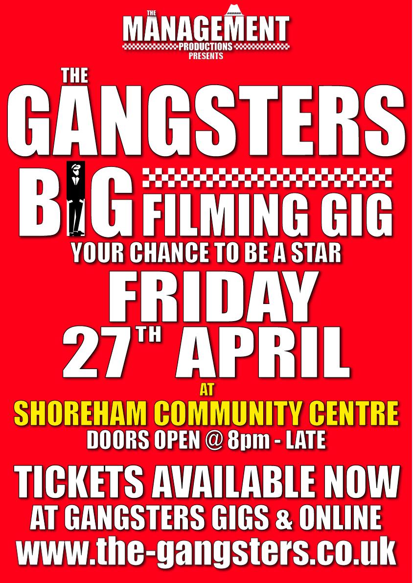 Shoreham CC Poster