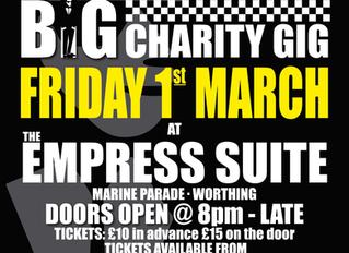 The Big Charity Gig