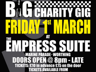 The Big Charity Gig