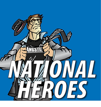 National Heroes - Charity Mix
